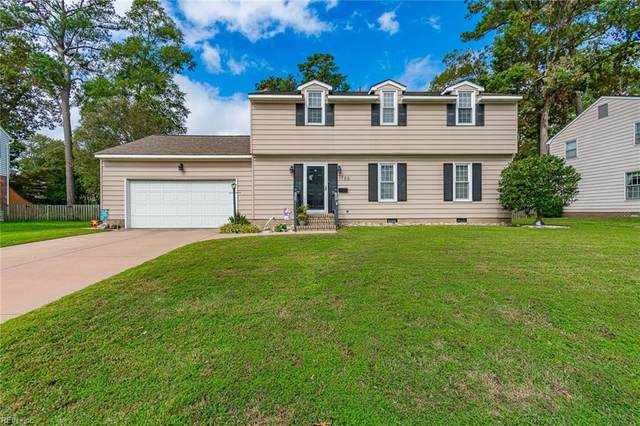 1755 Carriage Dr, Hampton, VA 23664 (#10343827) :: Abbitt Realty Co.
