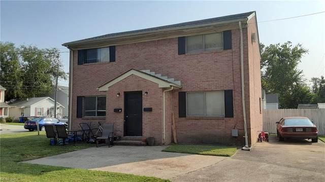 1121 Matthew Henson Dr 1,2, Norfolk, VA 23505 (#10343829) :: Momentum Real Estate