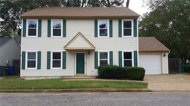 197 S Hunt Club Rn, Newport News, VA 23608 (#10343850) :: Gold Team VA