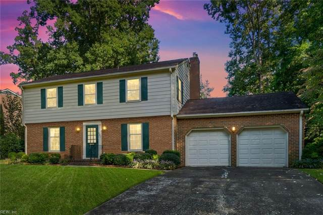 331 Dominion Dr, Newport News, VA 23602 (#10343851) :: The Bell Tower Real Estate Team