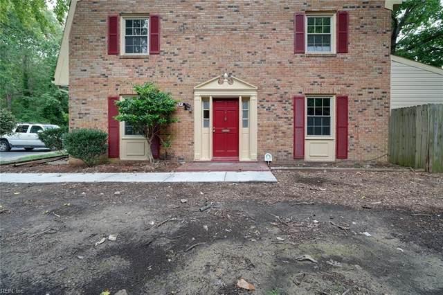 415 Hustings Ln F, Newport News, VA 23608 (#10343900) :: Kristie Weaver, REALTOR