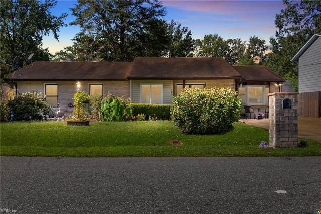 1404 Glendale Ave, Chesapeake, VA 23323 (#10344019) :: RE/MAX Central Realty
