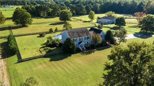 12325 Six Ponds Ln, Isle of Wight County, VA 23430 (#10344050) :: Austin James Realty LLC