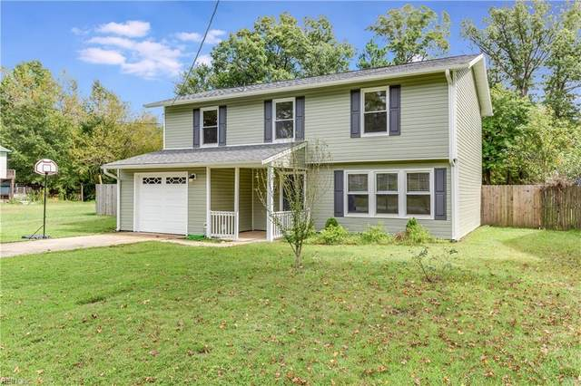 1447 Culpepper Ave, Chesapeake, VA 23323 (#10344053) :: RE/MAX Central Realty