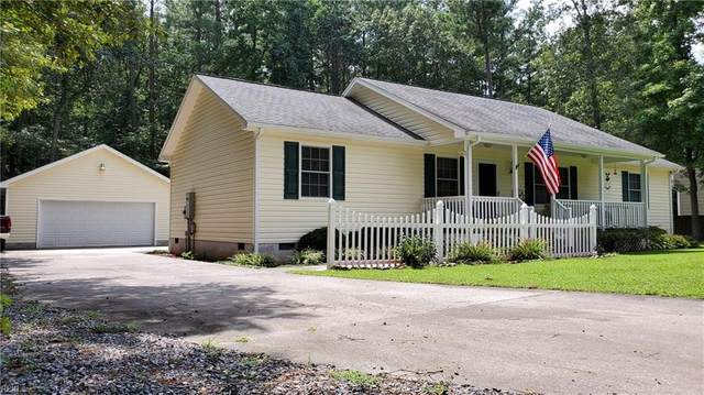 6144 Cypress Trl, Gloucester County, VA 23061 (#10344058) :: Kristie Weaver, REALTOR