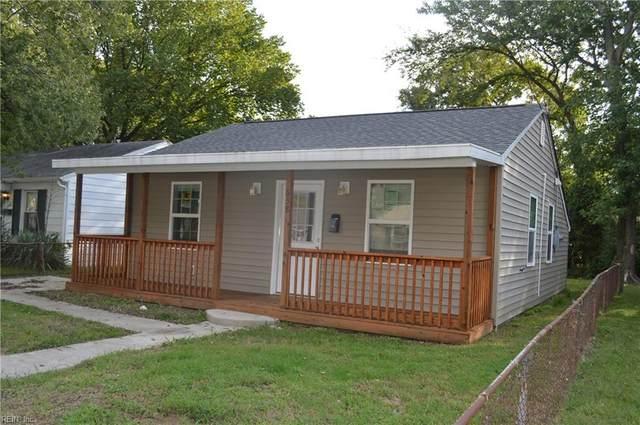 638 Grimes Rd, Hampton, VA 23663 (#10344086) :: Kristie Weaver, REALTOR