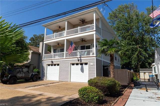 4608 Lake Dr B, Virginia Beach, VA 23455 (#10344097) :: Kristie Weaver, REALTOR