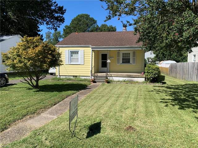 11 Tyron Pl, Portsmouth, VA 23702 (#10344195) :: Momentum Real Estate