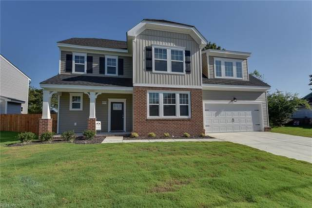 25266 Kelsie St, Isle of Wight County, VA 23487 (#10344233) :: Kristie Weaver, REALTOR