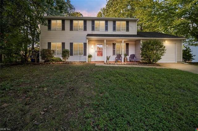 823 Greer Pl, Newport News, VA 23608 (#10344327) :: Community Partner Group
