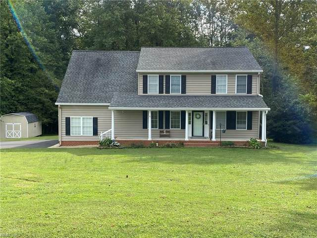 84 Kings Point Ave, Isle of Wight County, VA 23430 (#10344330) :: Austin James Realty LLC