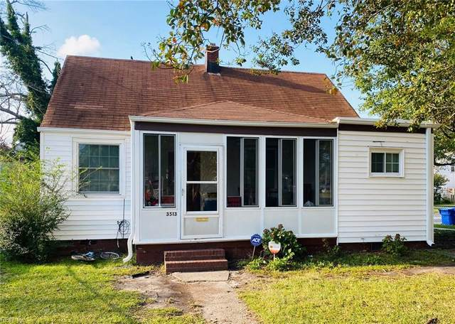 3513 Commonwealth Ave, Portsmouth, VA 23707 (#10344356) :: RE/MAX Central Realty