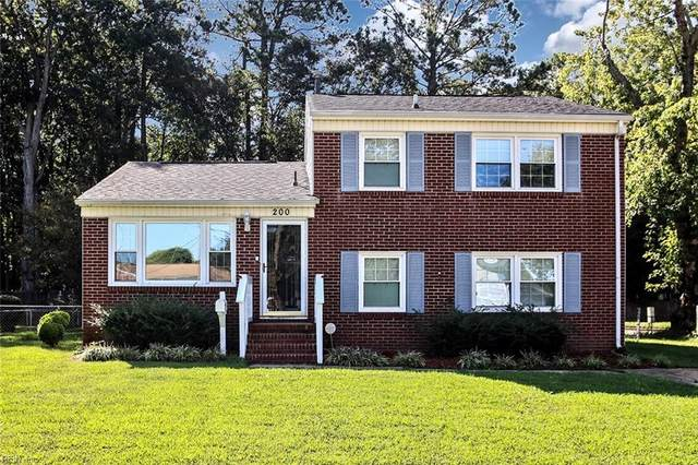 200 Chickamauga Pk, Hampton, VA 23669 (#10344388) :: Abbitt Realty Co.