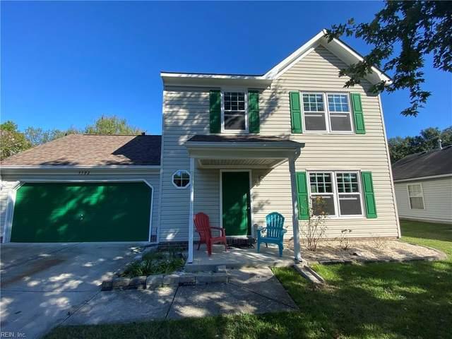 3502 Cantering Ct, Suffolk, VA 23435 (#10344418) :: Avalon Real Estate