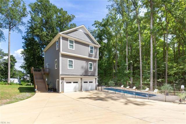 9924 Sycamore Landing Rd, James City County, VA 23188 (#10344461) :: Kristie Weaver, REALTOR