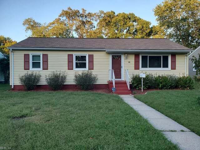18 Ambrose Ln, Hampton, VA 23663 (#10344490) :: Elite 757 Team