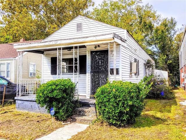 2237 Hanson Ave, Norfolk, VA 23504 (#10344506) :: RE/MAX Central Realty