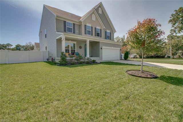579 Colony Rd, Newport News, VA 23602 (#10344512) :: Kristie Weaver, REALTOR