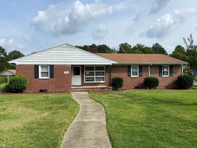 309 W York Dr, Emporia, VA 23847 (#10344532) :: Berkshire Hathaway HomeServices Towne Realty