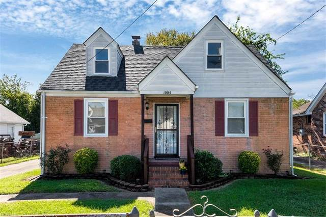 1009 Albert Ave, Norfolk, VA 23513 (#10344536) :: Abbitt Realty Co.