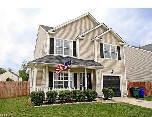 307 Stonehenge Dr, Suffolk, VA 23434 (#10344568) :: Community Partner Group