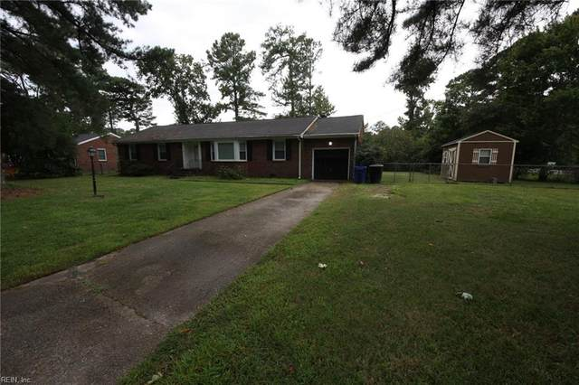 3402 Lilac Dr, Portsmouth, VA 23703 (#10344579) :: Verian Realty