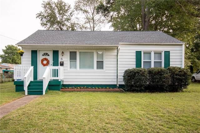 6 Dwight Rd, Newport News, VA 23601 (#10344584) :: Encompass Real Estate Solutions