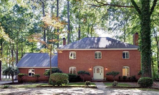1307 Moyer Rd, Newport News, VA 23608 (#10344639) :: Avalon Real Estate