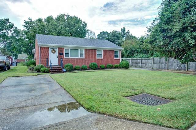 10 E Russell Rd, Hampton, VA 23666 (#10344678) :: RE/MAX Central Realty