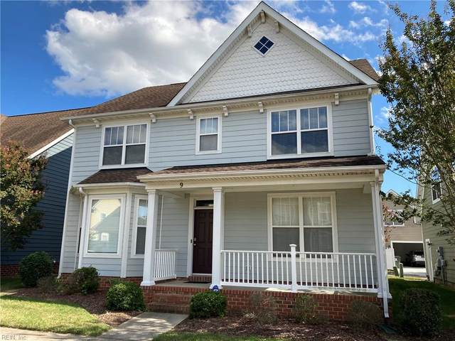 9 Rockingham Dr, Hampton, VA 23669 (#10344701) :: Atkinson Realty