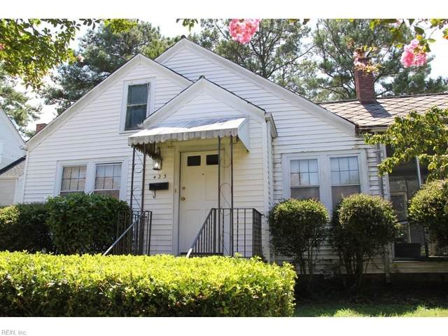 423 Massachusetts Ave, Norfolk, VA 23508 (#10344720) :: Crescas Real Estate