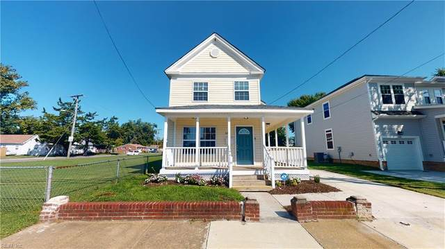 612 W Queen St, Hampton, VA 23669 (#10344764) :: Austin James Realty LLC