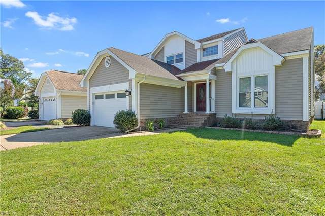 1107 Brandon Ct, Chesapeake, VA 23320 (#10344798) :: Kristie Weaver, REALTOR