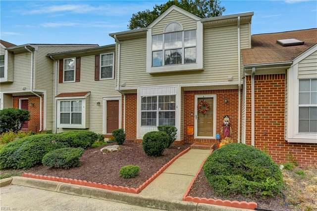 6 Chinaberry Pl, Hampton, VA 23666 (#10344826) :: Community Partner Group
