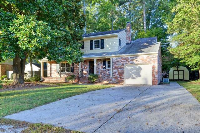 126 Mill Ln, York County, VA 23692 (#10344845) :: Avalon Real Estate