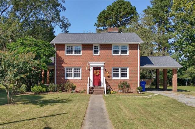 714 W Main St, Isle of Wight County, VA 23430 (#10344849) :: Austin James Realty LLC