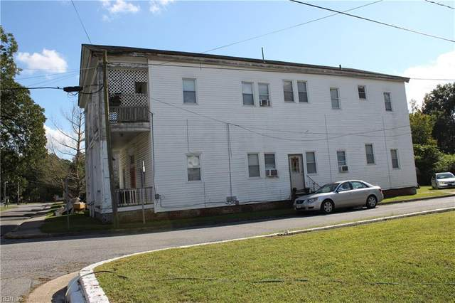 32168 Broad St, Southampton County, VA 23827 (#10344853) :: Momentum Real Estate