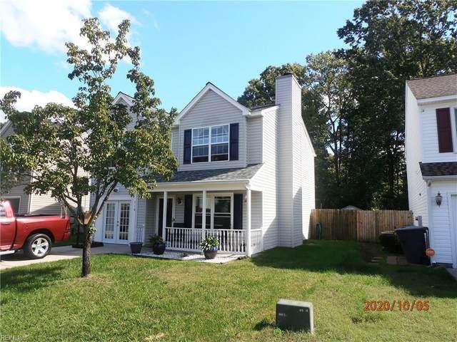 710 Princess Dr, Newport News, VA 23608 (#10344863) :: Encompass Real Estate Solutions