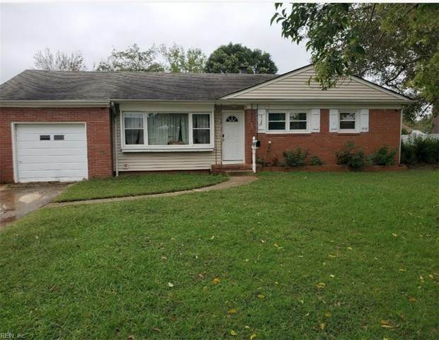 8220 Kanter Ave, Norfolk, VA 23518 (#10344886) :: Atkinson Realty