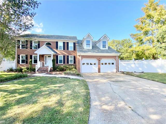 1508 Mill Pond Arch, Chesapeake, VA 23320 (#10344902) :: Kristie Weaver, REALTOR