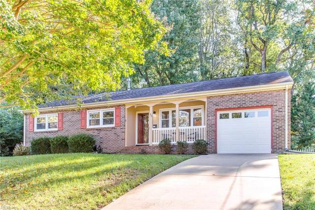 33 Barron Dr, Newport News, VA 23608 (#10344920) :: Avalon Real Estate