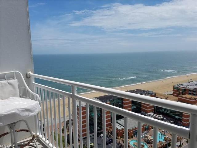 4004 Atlantic Ave Ph2, Virginia Beach, VA 23451 (#10344925) :: Community Partner Group