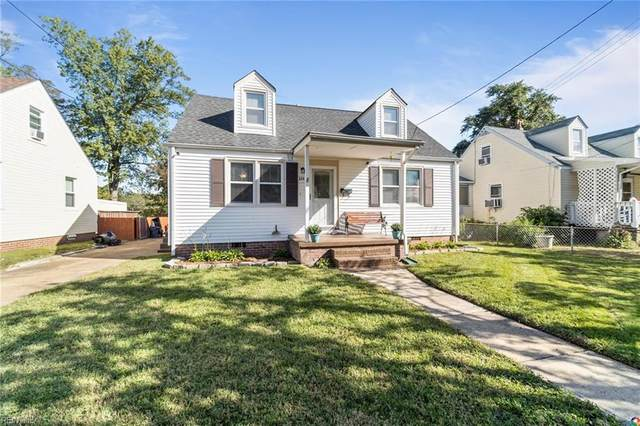 324 Lenox Ave, Norfolk, VA 23503 (#10344972) :: RE/MAX Central Realty