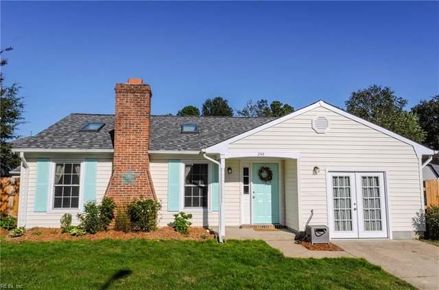 244 Dalebrook Dr, Virginia Beach, VA 23454 (#10344994) :: Abbitt Realty Co.