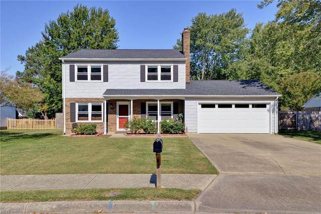 113 Admiral Ct, Hampton, VA 23669 (#10345052) :: Atkinson Realty