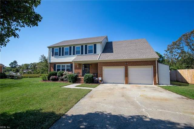 30 Windy Point Dr, Poquoson, VA 23662 (#10345095) :: Upscale Avenues Realty Group