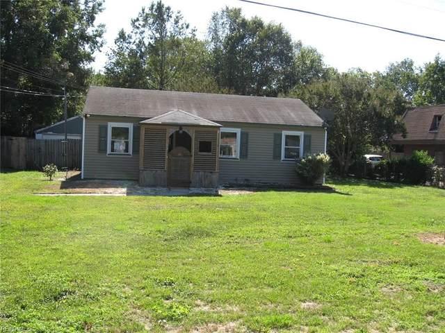 304 Beacon Rd, Portsmouth, VA 23702 (#10345100) :: Abbitt Realty Co.