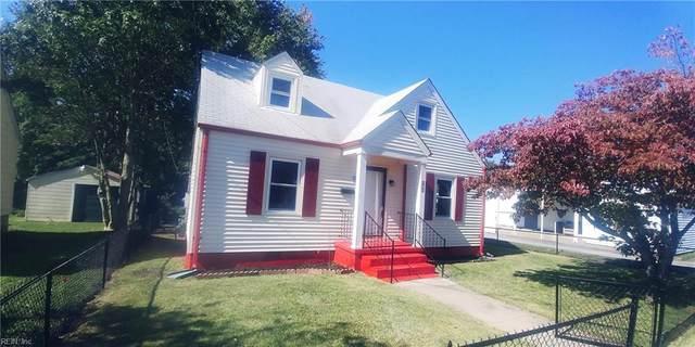 141 Clifton St, Hampton, VA 23661 (#10345132) :: Community Partner Group
