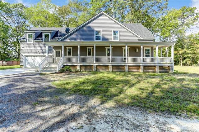 5061 Holy Neck Rd, Suffolk, VA 23437 (#10345149) :: The Kris Weaver Real Estate Team