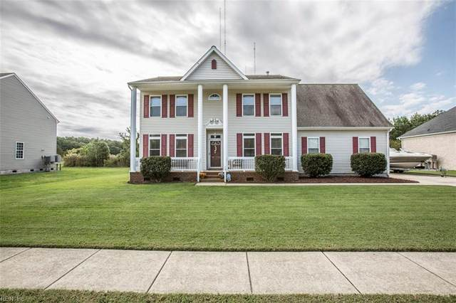 13 Ashe Meadows Dr, Hampton, VA 23664 (#10345153) :: The Kris Weaver Real Estate Team